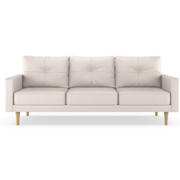 Schiavo Vegan Sofa By Orren Ellis