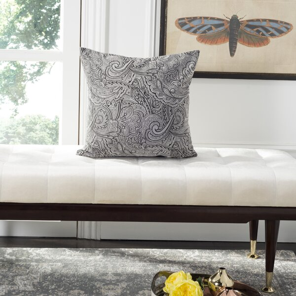 Overman Throw Pillow by Winston Porter