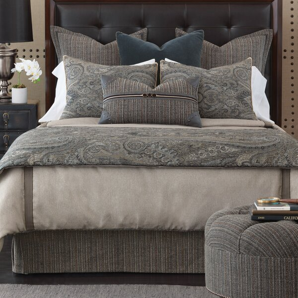 Reign Wicklow Heather Daybed Single Reversible Duvet Cover