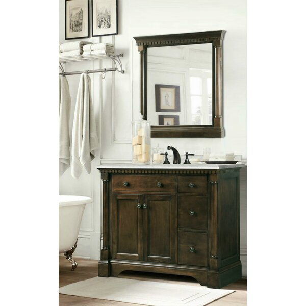 Hearst 37 Single Bathroom Vanity Set by Darby Home Co