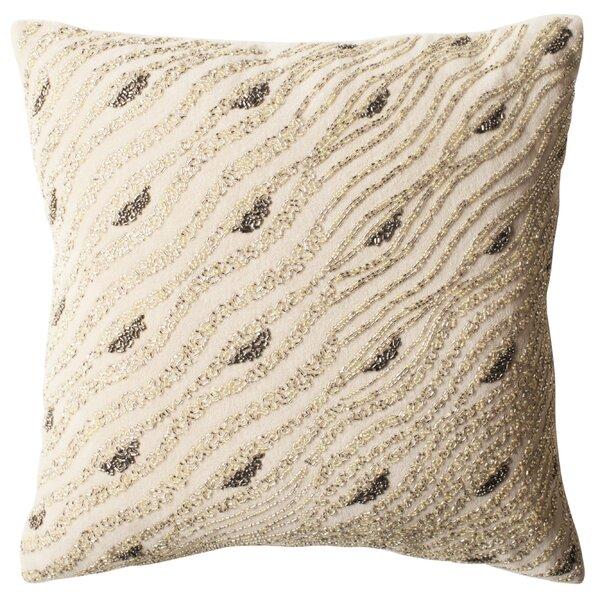 Merian Sparkles Throw Pillow by House of Hampton