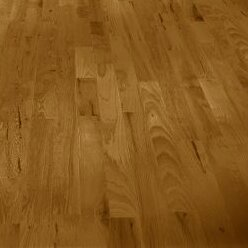 4 Solid Hickory Hardwood Flooring in Oxford Brown by Bruce Flooring