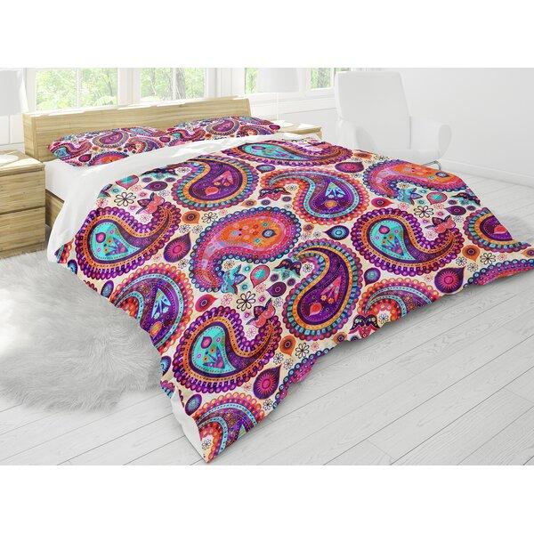 Tolzmann Comforter Set By Bloomsbury Market