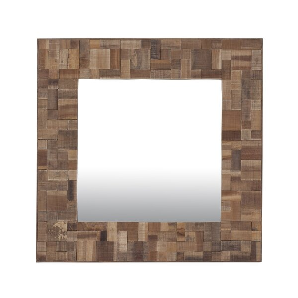Poloka Accent Mirror by Bay Isle Home
