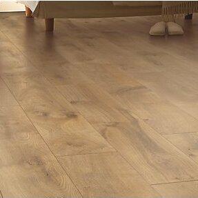 Cashe Hills 8 x 47 x 7.87mm Oak Laminate Flooring in Honey by Mohawk Flooring