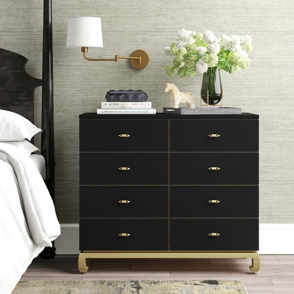 The Poet 8 Drawer Double Dresser by Cynthia Rowley