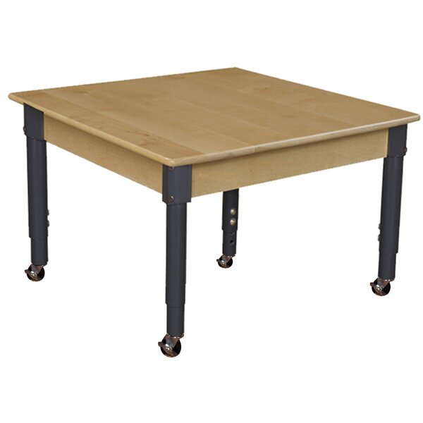 Square Activity Table by Wood Designs