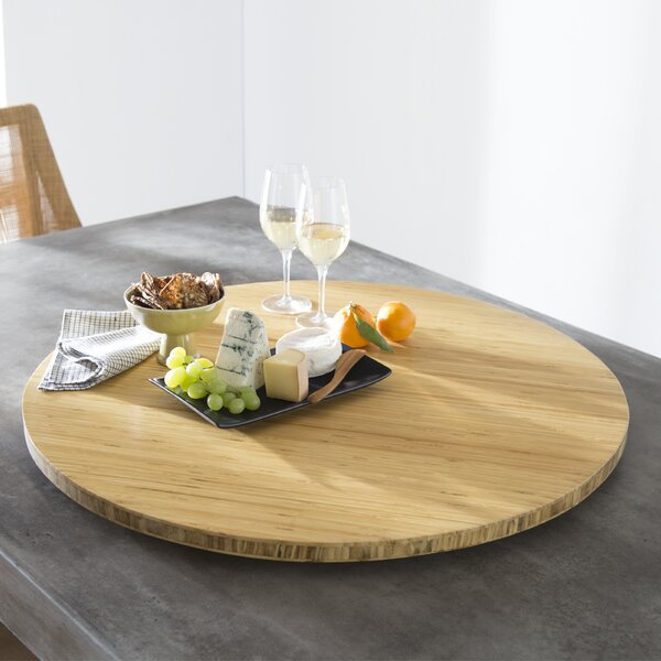 Bamboo Lazy Susan by Native Trails, Inc.