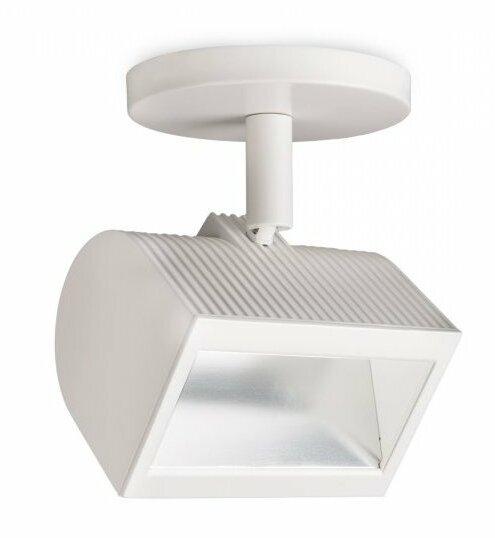 Wall Wash 1-Light LED Semi Flush Mount by WAC Lighting