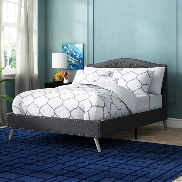 Applewhite Upholstered Platform Bed By House Of Hampton by House of Hampton Wonderful