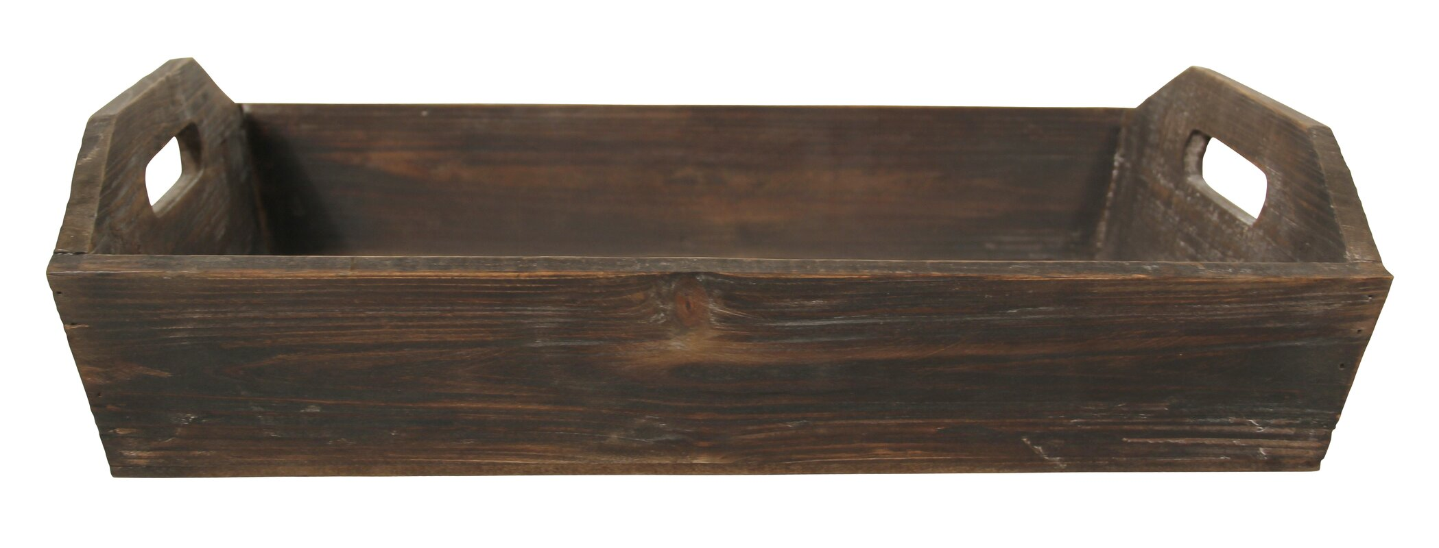 Rectangle Solid Wood Tray