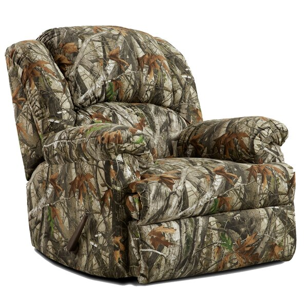 Wilfong Manual Rocker Recliner by Millwood Pines