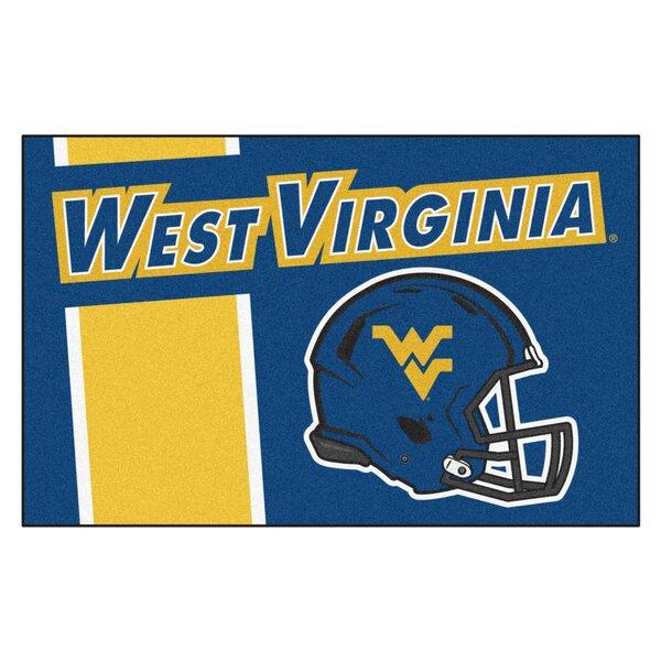 NCAA West Virginia University Starter Doormat by FANMATS