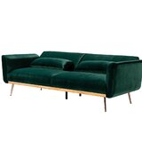 Shawn 83'' Flared Arm Sofa by Everly Quinn