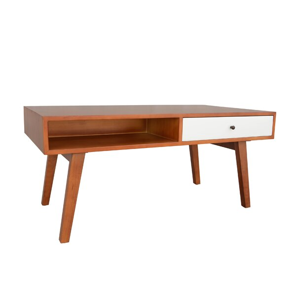 Arroyo Mid-Century Mansfield Coffee Table By George Oliver