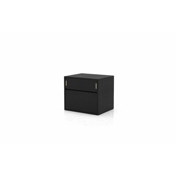 Badini 2 Drawer Nightstand by Latitude Run