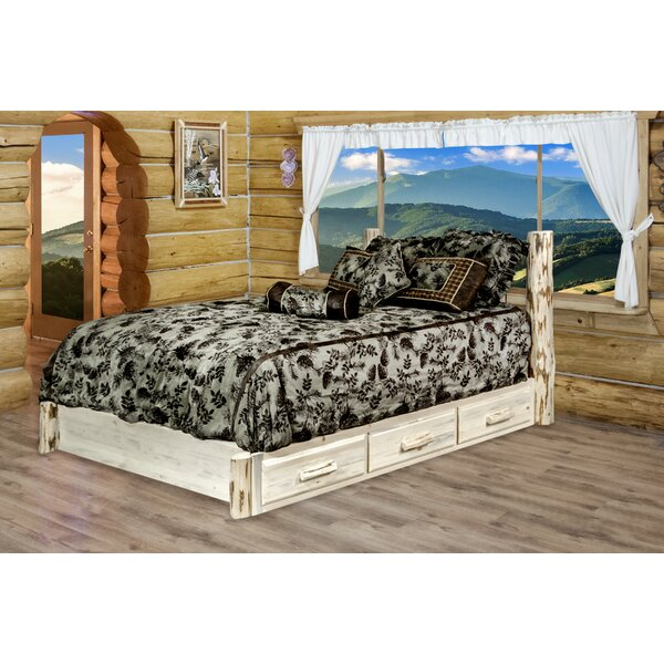 Tustin Storage Platform Bed By Loon Peak by Loon Peak Herry Up