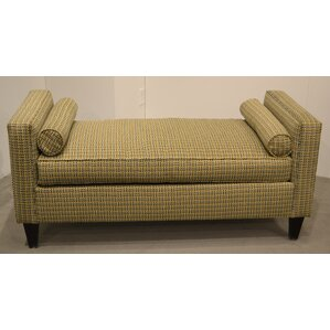 Upholstered Bench by Carolina Classic Furniture