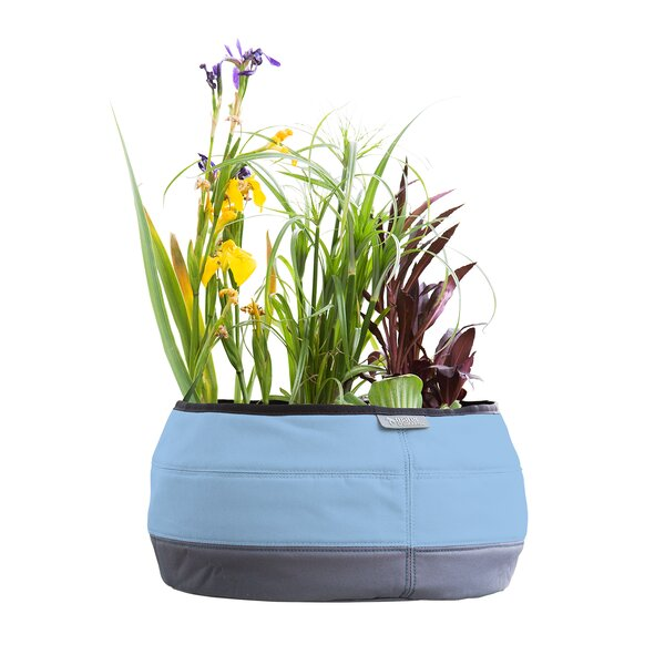 Deco Fabric Pot Planter by Water Creations
