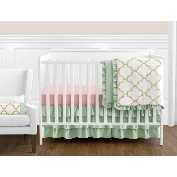 Ava 11 Piece Crib Bedding Set by Sweet Jojo Designs