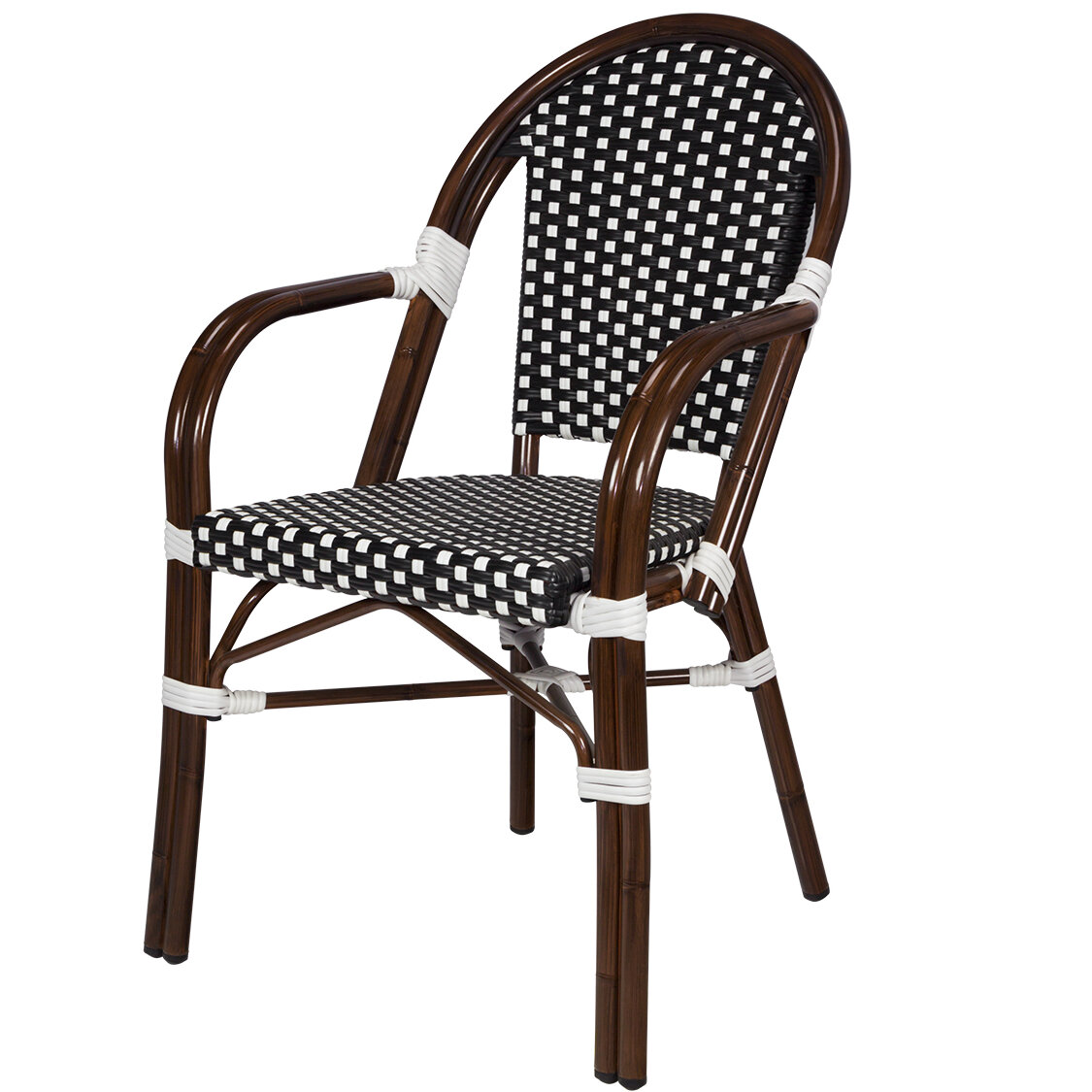 source outdoor furniture sierra wicker. Paris Stacking Patio Dining Chair. By Source Contract Outdoor Furniture Sierra Wicker