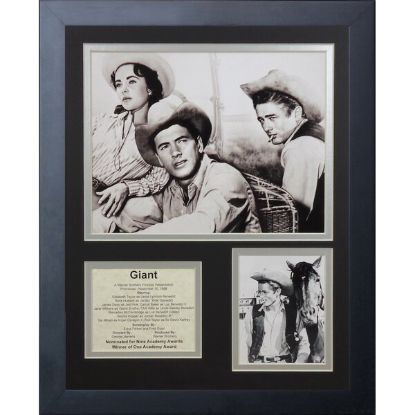 Giant Framed Photographic Print by Legends Never Die