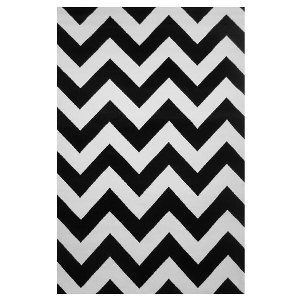 Botticelli Chevron Area Rug by L.A. Rugs