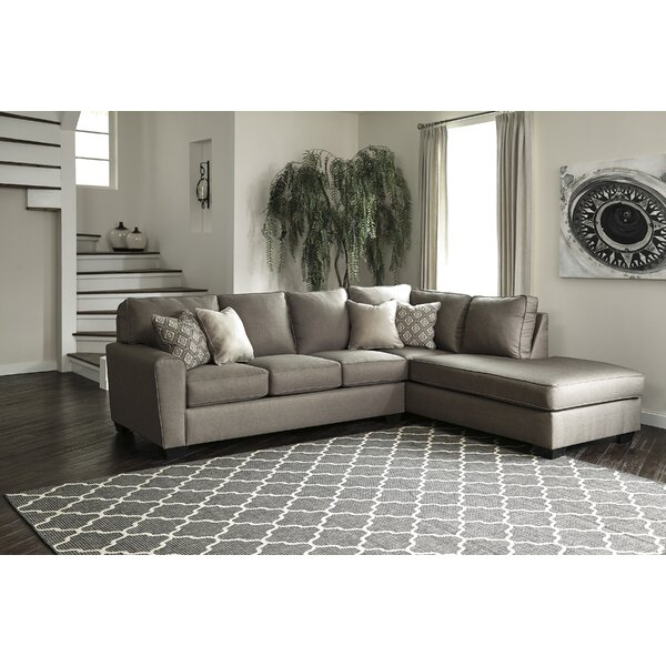 Kasha Sectional by Gracie Oaks