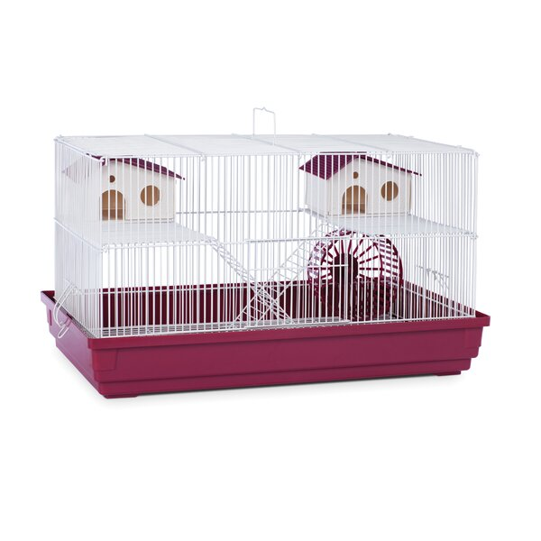 Deluxe Small Animal Cage by Prevue Hendryx