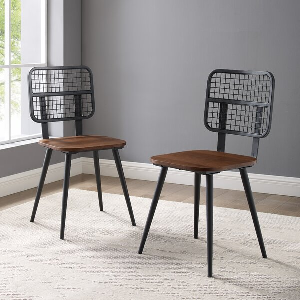 Naglee Dining Chair (Set of 2) by Williston Forge