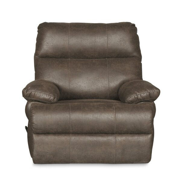 Clovis Manual Rocker Recliner by Loon Peak