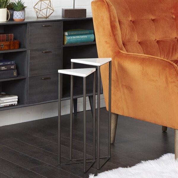 Review Valente 2 Piece Nesting Tables