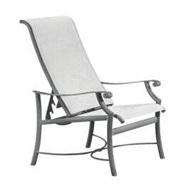 Montreux Sling Recliner Patio Chair  sc 1 st  Wayfair & Stackable Sling Patio Chairs | Wayfair