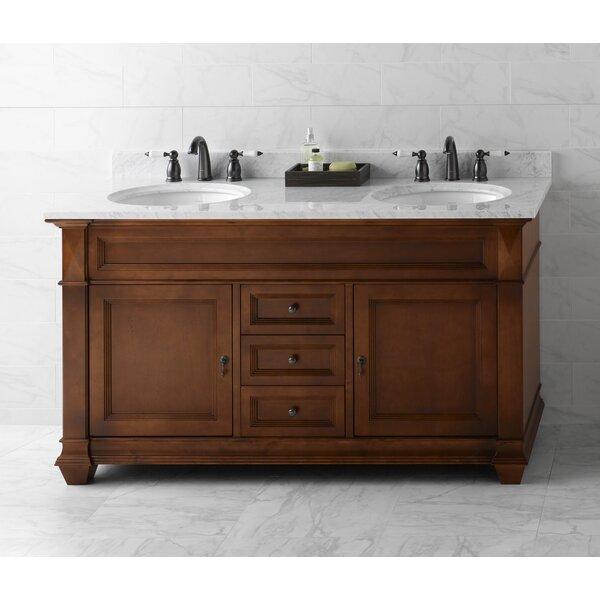 Torino 60 Double Bathroom Vanity Set by Ronbow