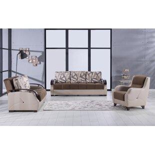 Samy 2 Piece Standard Living Room Set by Orren Ellis