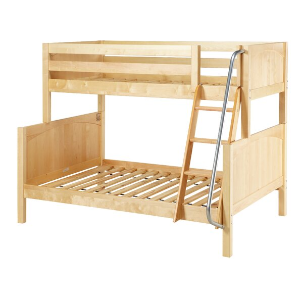 Bolick Twin over Full Bunk Bed by Harriet Bee