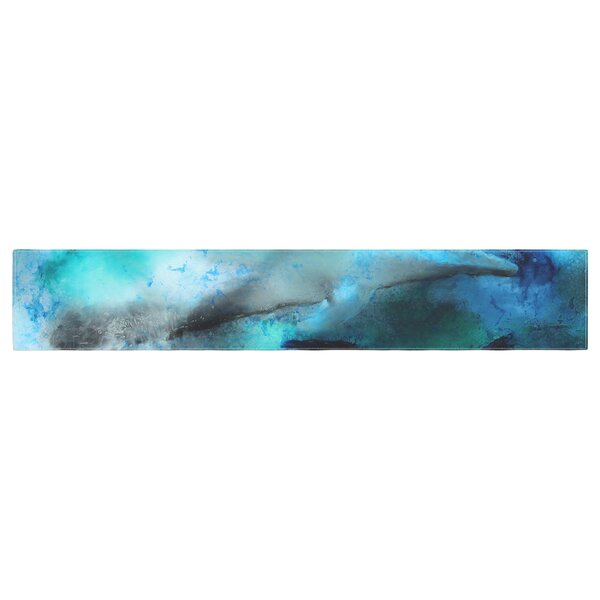 Josh Serafin Dolphin Table Runner by East Urban Home