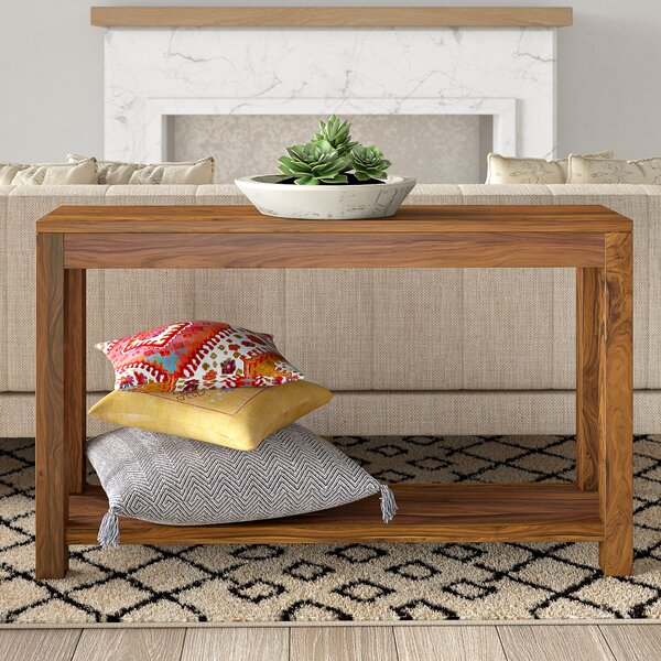 Review Allegro Console Table