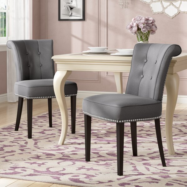 Florentine Side Chair (Set of 2) by House of Hampton