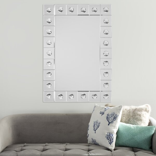 Harpster Accent Mirror by Latitude Run