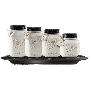 4 Piece Coffee, Tea, U0026 Sugar Sets