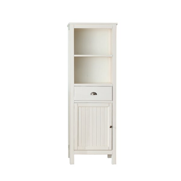 Hamilton 22 W x 65 H Linen Tower by Birch Lane™