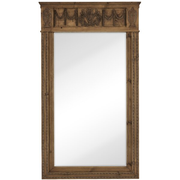 Decorative Leaner Accent Mirror by Majestic Mirror