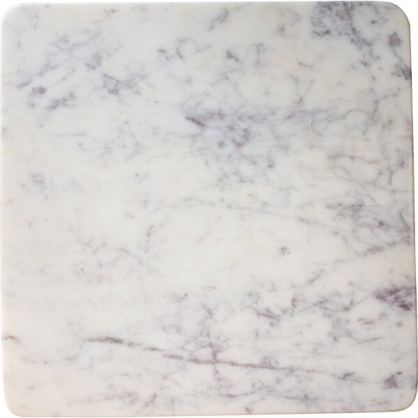 Marble Square Trivet by Couleur Nature