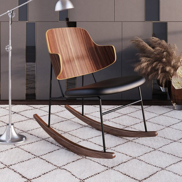 Dominik Rocking Chair by George Oliver