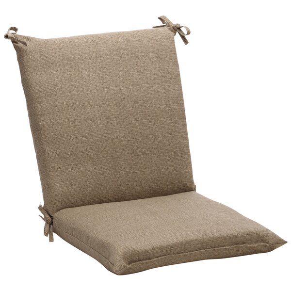 Indoor/Outdoor Indoor/Outdoor Lounge Chair Cushion by Pillow Perfect