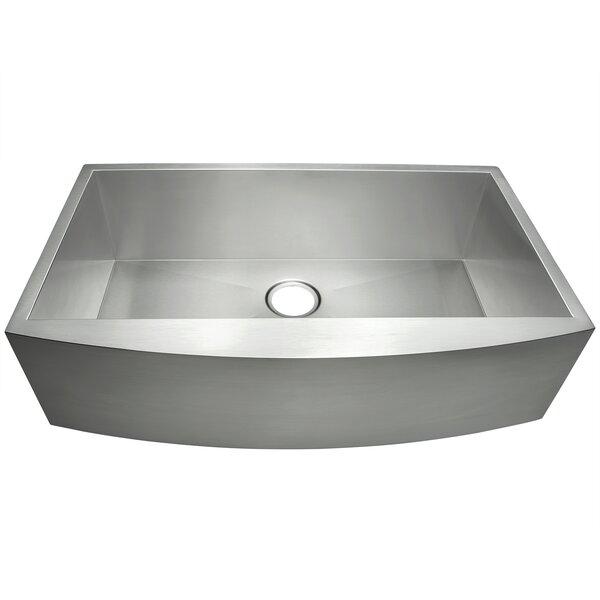 30 x 20 Farmhouse Kitchen Sink by AKDY