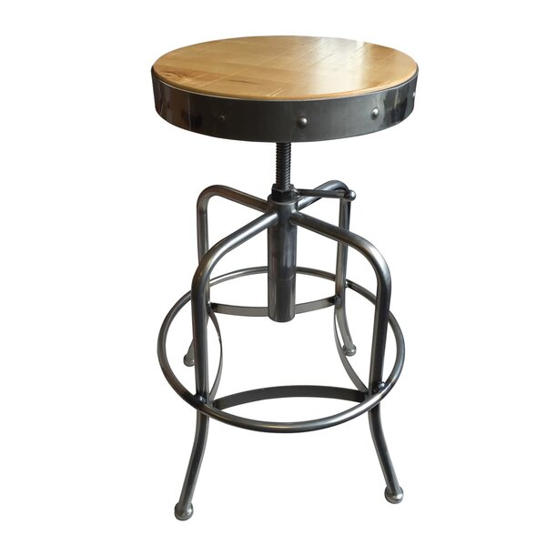 Swivel Adjustable Height Bar Stool by Holland Bar Stool Holland Bar Stool