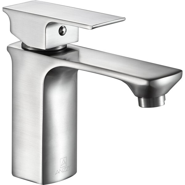 Promenade Single Hole Bathroom Faucet by ANZZI