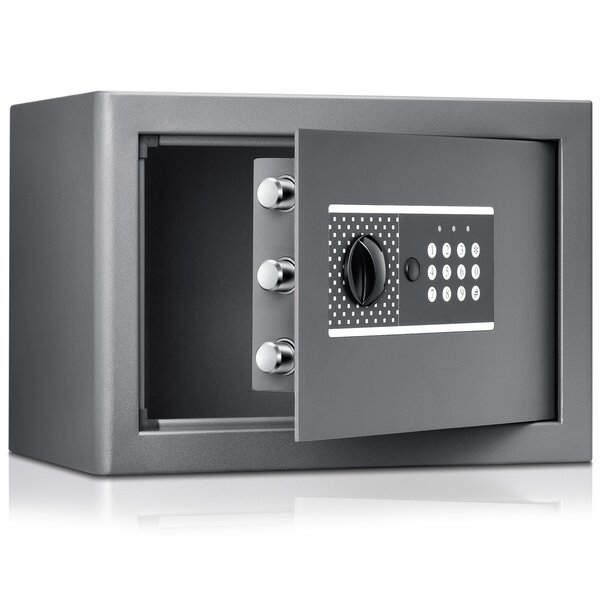 2-Layer Security Depository Safe with Combination Lock by LANGRIA| @ $91.99